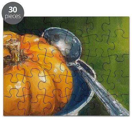 Pumpkin Soup Puzzle