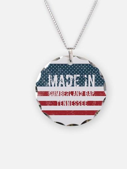 Made in Cumberland Gap, Tenn Necklace