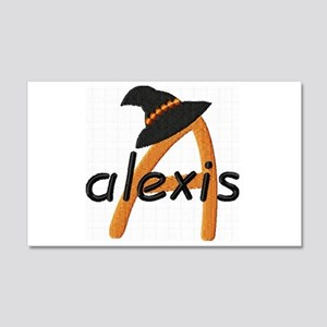 Alexis Wall Decal