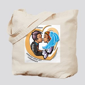 Right to Love Tote Bag
