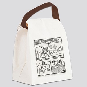 The Multi-Purpose Dog - Canvas Lunch Bag