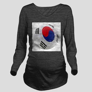 South Korea world cup Ball Long Sleeve Maternity T