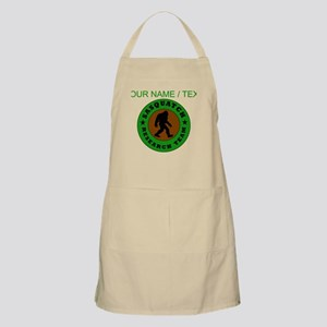 Custom Sasquatch Research Team Apron