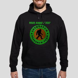 Custom Sasquatch Research Team Hoodie