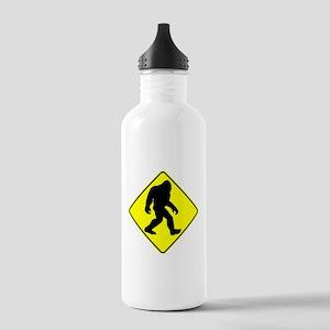 Bigfoot Crossing Water Bottle