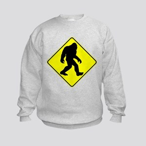 Bigfoot Crossing Sweatshirt