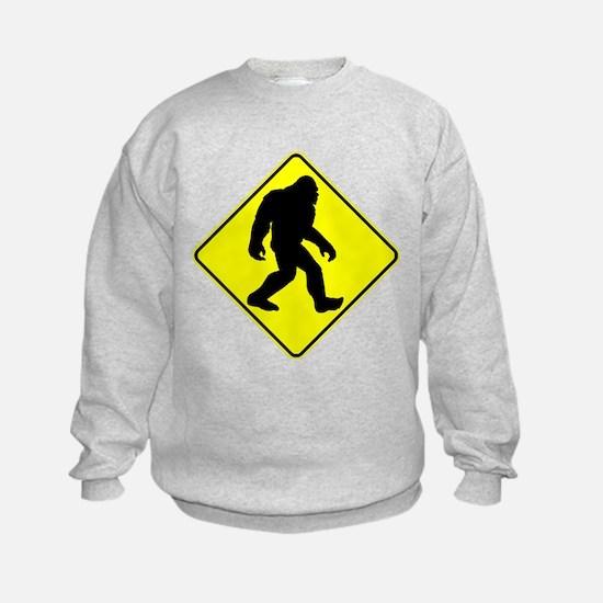 Bigfoot Crossing Sweatshirt