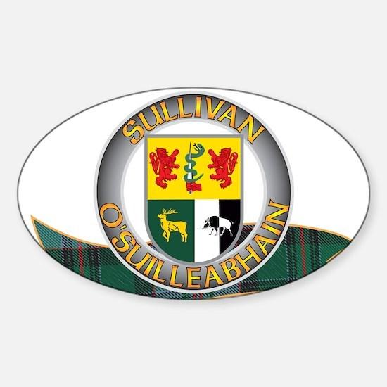 Sullivan Clann Decal