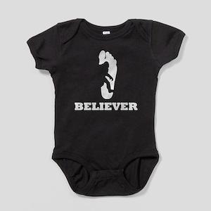 Bigfoot Believer Baby Bodysuit