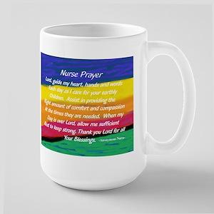 Nurse Prayer Bag Mugs