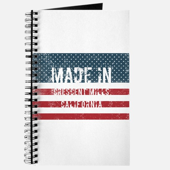 Made in Crescent Mills, California Journal