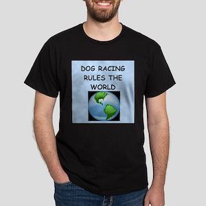 dog racing T-Shirt