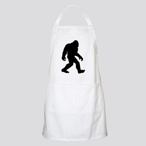 Bigfoot Silhouette Apron