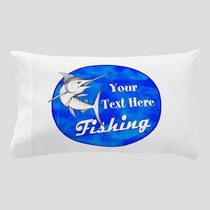Custom fishing Pillow Case
