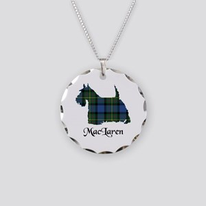 Terrier - MacLaren Necklace Circle Charm