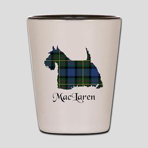 Terrier - MacLaren Shot Glass