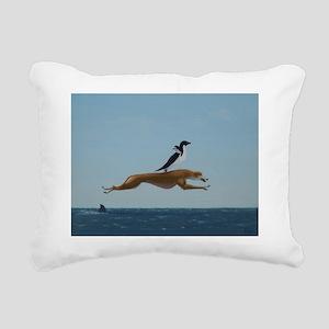 Motivation Rectangular Canvas Pillow
