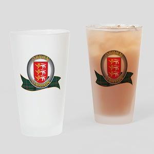 OBrien Clann Drinking Glass
