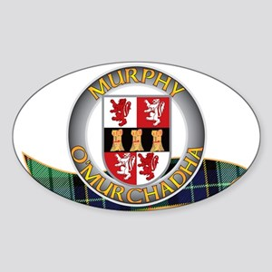 Murphy Clann Sticker