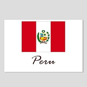 Peru Postcards (Package of 8)