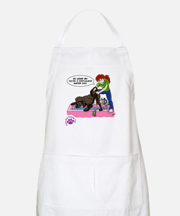 Groomer Humor - Reluctant Bat BBQ Apron