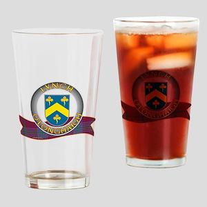 Lynch Clann Drinking Glass