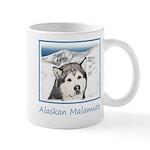 Alaskan Malamute 11 oz Ceramic Mug