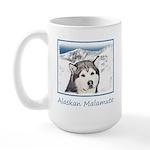 Alaskan Malamute 15 oz Ceramic Large Mug