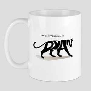 Ryan black panther Mug