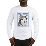 Alaskan Malamute Long Sleeve T-Shirt