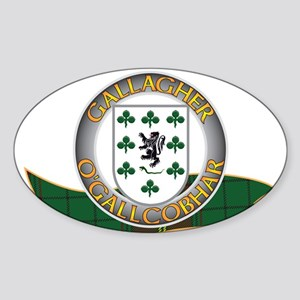 Gallagher Clann Sticker