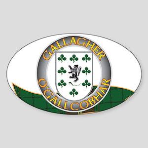 Gallagher Clann Sticker