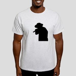 Male Singer Light T-Shirt