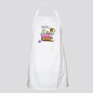 Groomer Humor - Battle Ready BBQ Apron