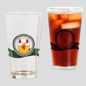 Daly Clann Drinking Glass