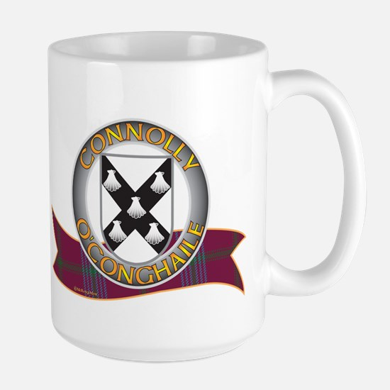 Connolly Clann Mugs