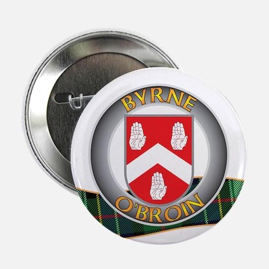 "Byrne Clann 2.25"" Button"