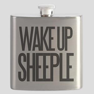 Wake up Sheeple Flask