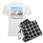 Triple Sock Cow Men's Light Pajamas