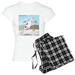 Triple Sock Cow Women's Light Pajamas