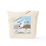 Triple Sock Cow Tote Bag