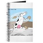 Triple Sock Cow Journal
