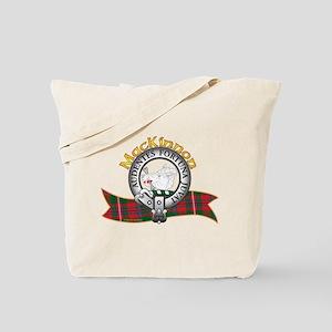 MacKinnon Clan Tote Bag