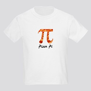 Pizza Pi Kids T-Shirt