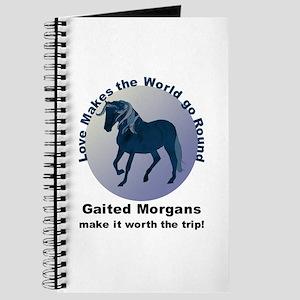 Gaited Morgans Worth the Trip! Journal