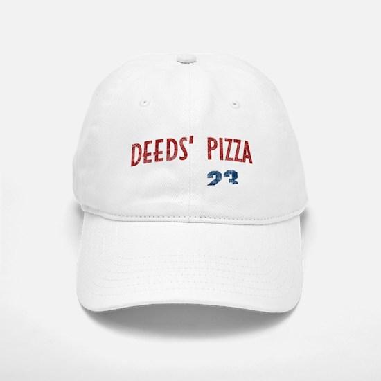 deedspizza_front2 Baseball Baseball Cap