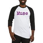 Muse Baseball Jersey