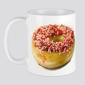 Sprinkled Donut Coffee Mug great for dunkin