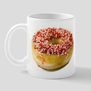 Sprinkled Donut Coffee Mug great for dunkin