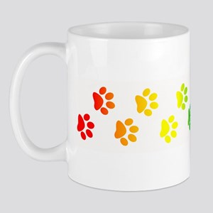 Paws All Over You Mug